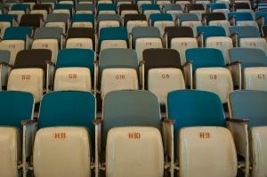 Green room seats